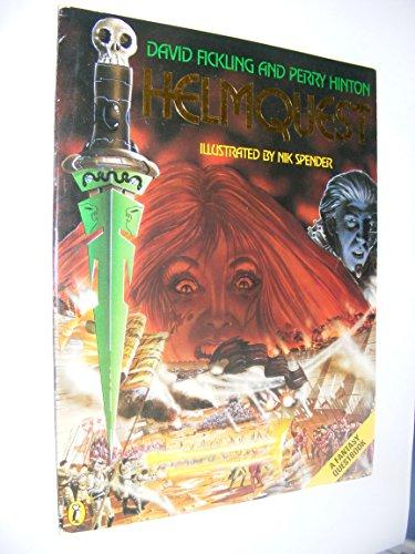 9780140321364: Helmquest (Puffin Adventure Gamebooks)