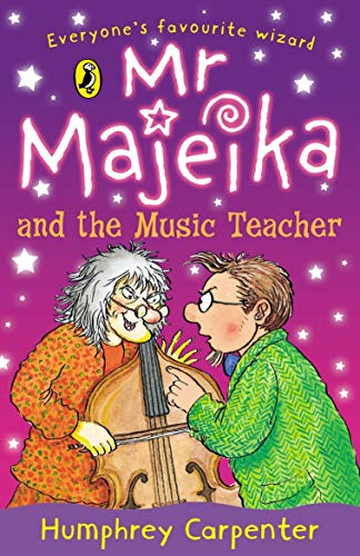 9780140321418: Mr Majeika and the Music Teacher