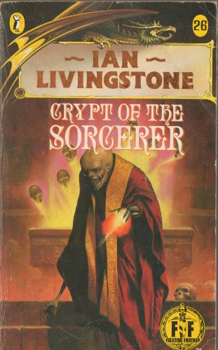 9780140321555: Crypt of the Sorcerer (Puffin Adventure Gamebooks)