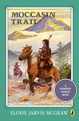 9780140321708: Moccasin Trail (Puffin Newberry Library)