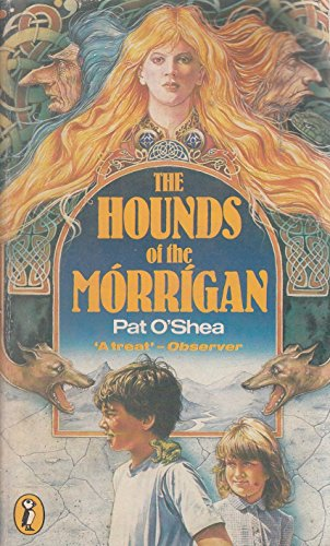9780140322071: The Hounds Of The Morrigan (Puffin Books)