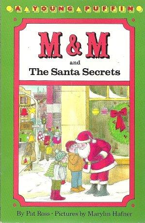 9780140322224: M & M and the Santa Secrets