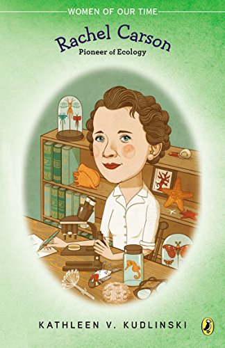 9780140322422: Rachel Carson: Pioneer of Ecology (Women of Our Time)