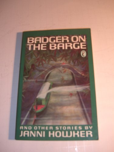 9780140322538: Badger on the Barge and Other Stories