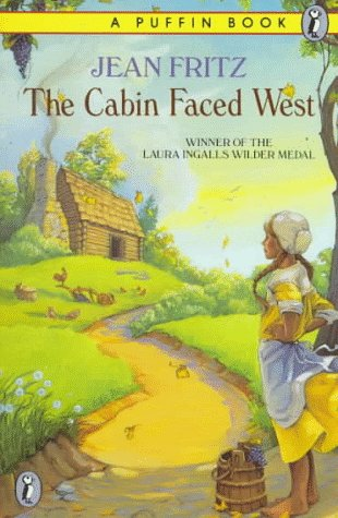 9780140322569: The Cabin Faced West