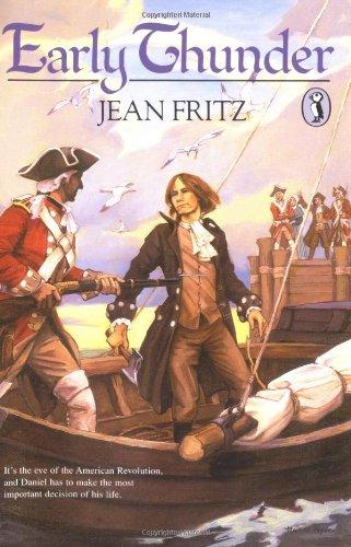 Early Thunder: Fritz, Jean