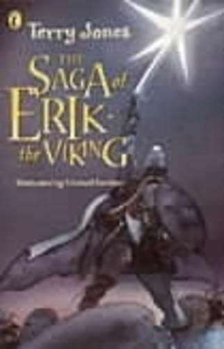The Saga of Eric the Viking (Puffin Books) (0140322612) by Terry Jones
