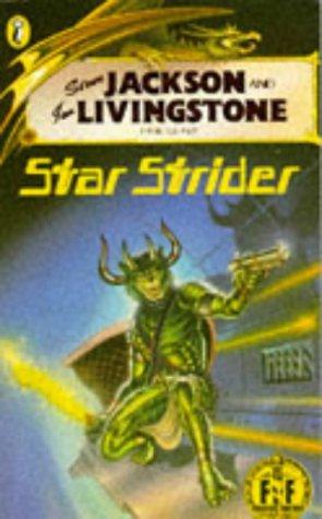 Star Strider (Fighting Fantasy 27): Steve Jackson; Ian