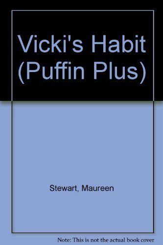 9780140322712: Vicki's Habit (Puffin Plus)