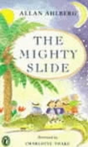 9780140323351: Mighty Slide (Puffin Books)