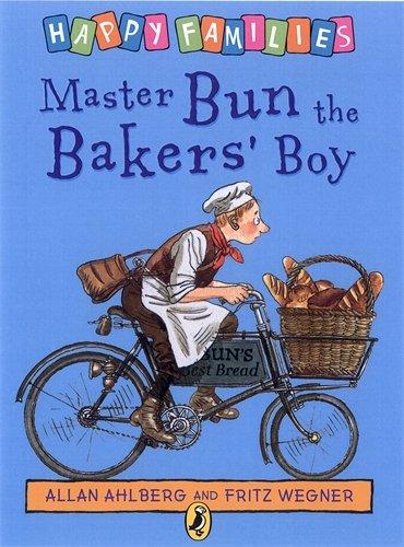 9780140323443: Master Bun the Bakers' Boy