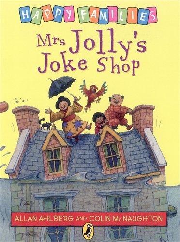 9780140323474: Happy Families Mrs Jollys Joke Shop