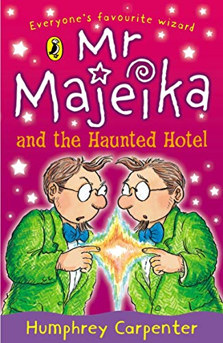 9780140323603: Confident Readers Mr Majeika And The Haunted Hotel