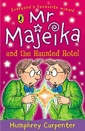 9780140323603: Mr Majeika and the Haunted Hotel