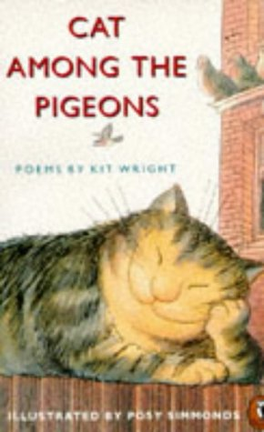 9780140323672: Cat Among the Pigeons: Poems (Puffin Books)