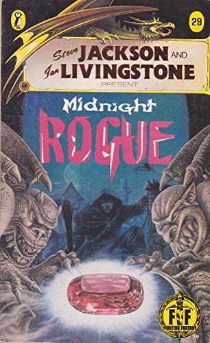 9780140323788: Midnight Rogue (Puffin Adventure Gamebooks)
