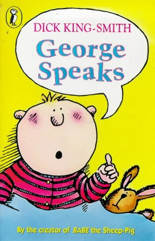 9780140323979: George Speaks (Young Puffin Books)