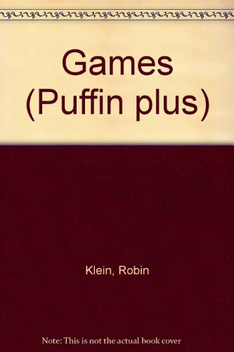9780140324006: Games (Puffin plus)