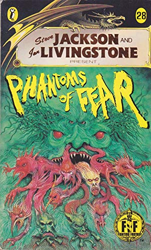 9780140324112: Phantoms of Fear (Puffin Adventure Gamebooks)