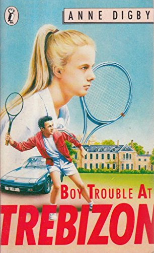 9780140324211: Boy Trouble at Trebizon (Puffin Books)