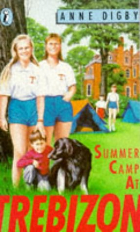 9780140324242: Summer Camp at Trebizon (Puffin Books)