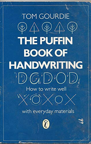 9780140324358: The Puffin Book of Handwriting (Puffin Books)