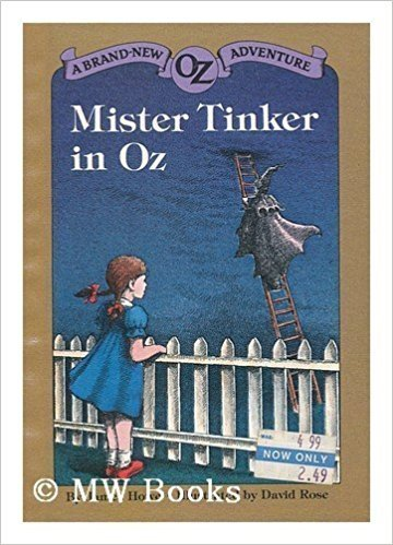 9780140324464: Mister Tinker in Oz (Young Puffin Books)