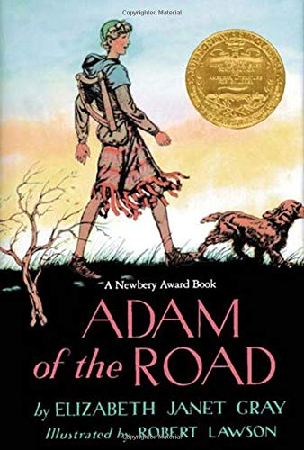 9780140324648: Adam of the Road (Puffin Newbery Library)