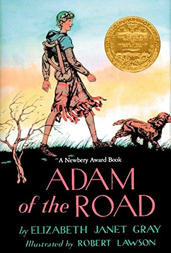 9780140324648: Adam of the Road (Newbery Library, Puffin)