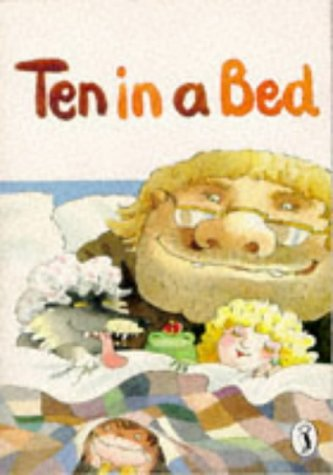 9780140325317: Ten in a Bed (Puffin Books)