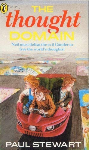 9780140325324: The Thought Domain (Puffin Books)