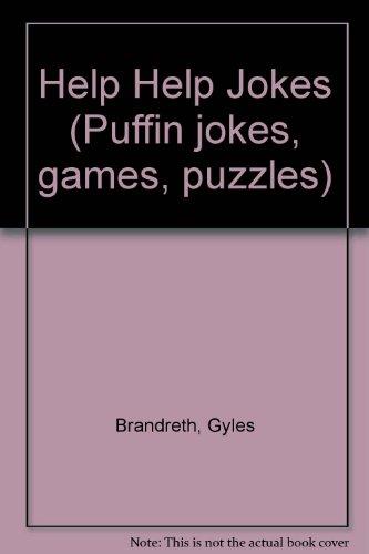 9780140325393: Help Help Jokes (Puffin jokes, games, puzzles)