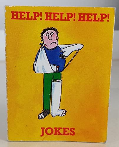 9780140325409: Help, Help, Help, Jokes (Puffin Jokes)