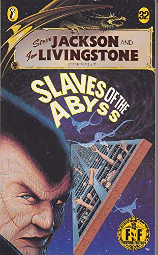9780140325485: Slaves of the Abyss (Puffin Adventure Gamebooks)