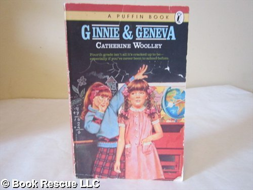 Ginnie and Geneva (9780140325508) by Catherine Woolley