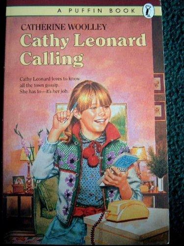 9780140325515: Cathy Leonard Calling
