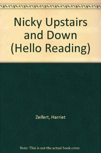 9780140325836: Nicky Upstairs and Down (Hello Reading)