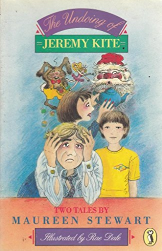 9780140326161: The Undoing of Jeremy Kite (Puffin Books)