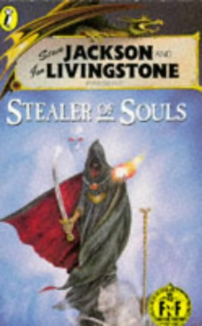 Stealer of Souls (Puffin Adventure Gamebooks) (9780140326581) by Keith Martin