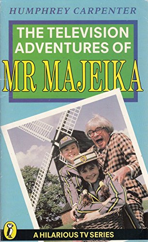 9780140326642: T. V. Adventures of Mr.Majeika (Puffin Books)