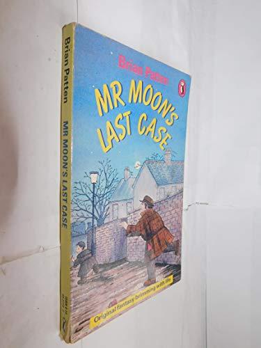 9780140327144: Mr. Moon's Last Case (Puffin Books)