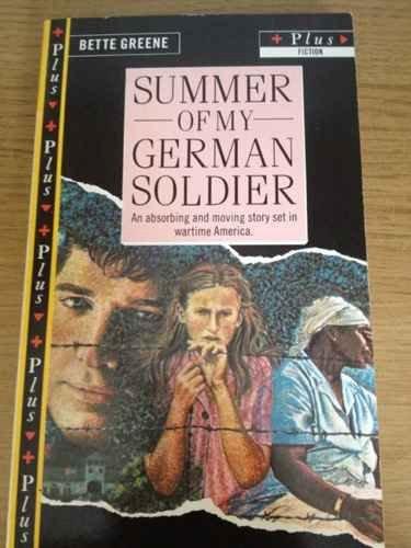 summer of my german soldier essay