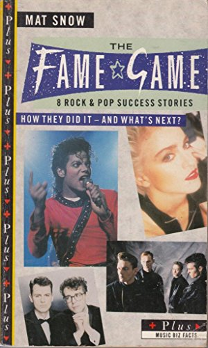 9780140327274: The Fame Game (Plus)