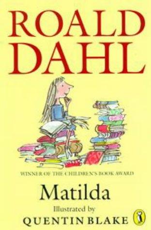 9780140327595: Matilda (Winner of the Children's Book Award)