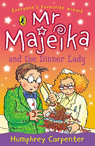 9780140327625: Mr Majeika and the Dinner Lady