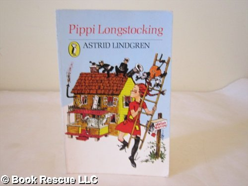 Pippi Longstocking (Puffin story books): Astrid Lindgren