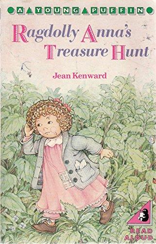 Ragdolly Annas Treasure Hunt; the Obstacle Race;: Jean, Kenward