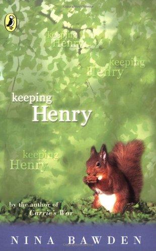 Keeping Henry (Puffin Books) - Bawden, Nina