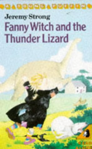 9780140328172: Fanny Witch and the Thunder Lizard (Young Puffin Books)