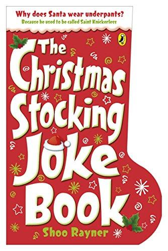 Christmas Stocking Joke Book (Puffin Books): Rayner, Shoo